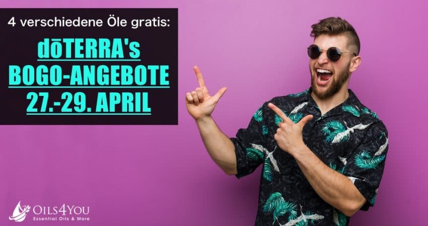 BOGO-Angebote April 2020