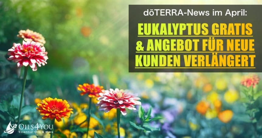 doTERRA-News im April 2020