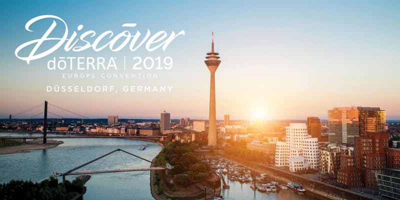doTERRA Europe Convention 2019