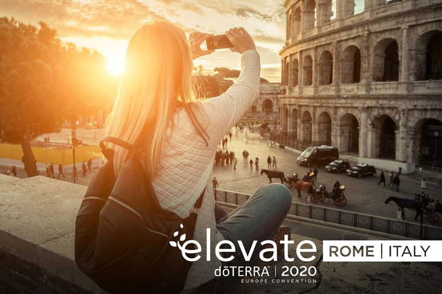 doTERRA Europe Convention 2020
